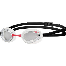 arena Python Goggles, clear-white-black